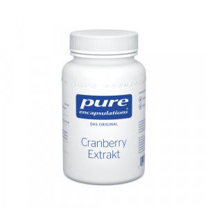 PURE ENCAPSULATIONS Cranberry Extrakt Kapseln