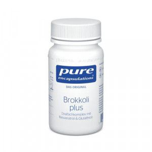 PURE ENCAPSULATIONS Brokkoli plus Kapseln